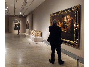 Artistas y amantes del arte: Quadri da stanza y quadri d´altare