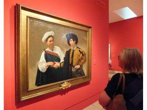 La buenaventura, 1595-1596 Roma, Musei Capitolini - Pinacoteca