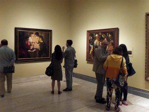 Caravaggio y sus seguidores en Nápoles y el sur de Italia