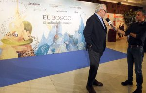 José Luis López Linares, director del documental