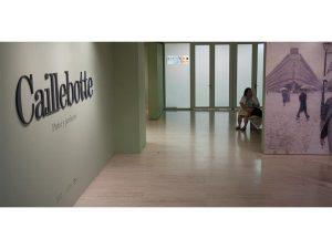 Caillebotte, pintor y jardinero. Entrada a la exposición.