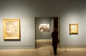 Exposición Renoir: intimidad
